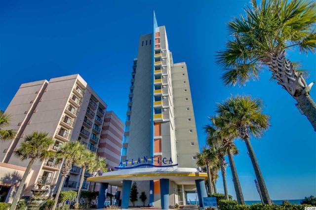 1708 N Ocean Blvd. N #901, Myrtle Beach, SC 29577 (MLS #1900337) :: The Hoffman Group