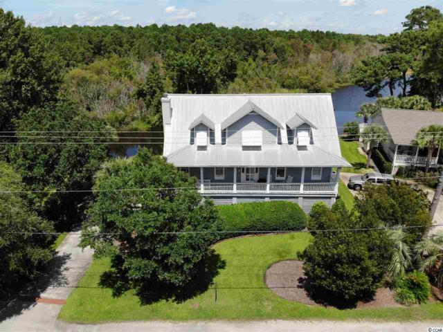 289 Boyle Dr., Pawleys Island, SC 29585 (MLS #1900379) :: The Litchfield Company