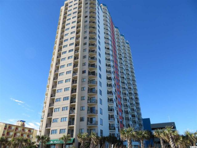 1605 S Ocean Blvd. #1112, Myrtle Beach, SC 29577 (MLS #1900380) :: The Greg Sisson Team with RE/MAX First Choice