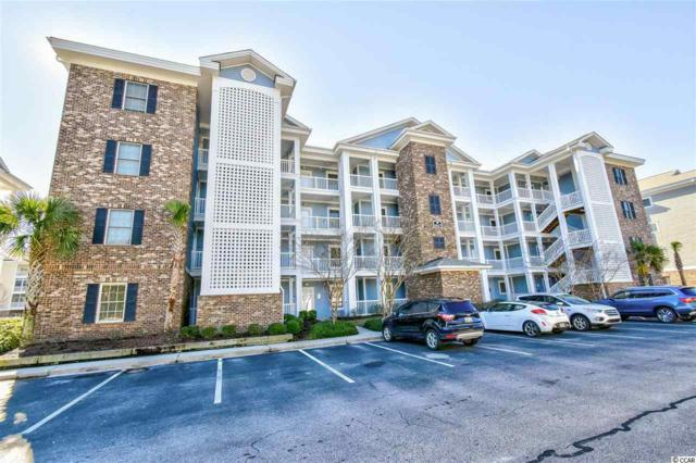 4847 Luster Leaf Circle #401, Myrtle Beach, SC 29577 (MLS #1900401) :: The Hoffman Group