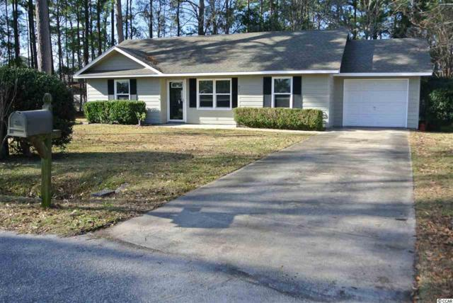 512 Creekwood Circle, Myrtle Beach, SC 29588 (MLS #1900412) :: Right Find Homes