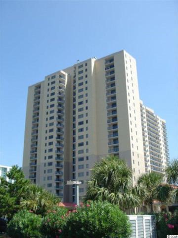 8560 Queensway Blvd. #1710, Myrtle Beach, SC 29572 (MLS #1900427) :: Garden City Realty, Inc.