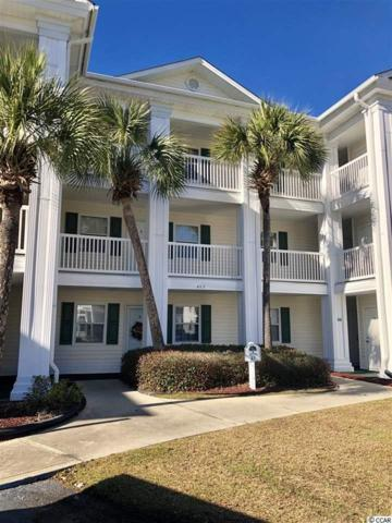497 White River Dr. 27-F, Myrtle Beach, SC 29579 (MLS #1900449) :: The Greg Sisson Team with RE/MAX First Choice