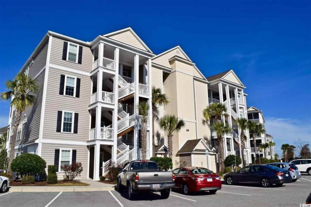 90 Ella Kinley Circle #403, Myrtle Beach, SC 29588 (MLS #1900481) :: The Lachicotte Company