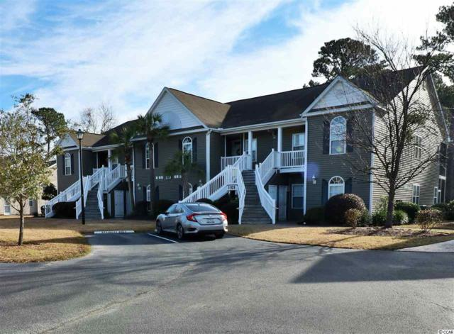 1105 Peace Pipe Pl. #102, Myrtle Beach, SC 29579 (MLS #1900484) :: James W. Smith Real Estate Co.