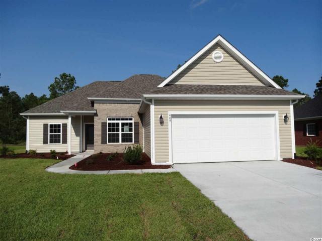 469 Hillsborough Dr., Conway, SC 29526 (MLS #1900497) :: James W. Smith Real Estate Co.