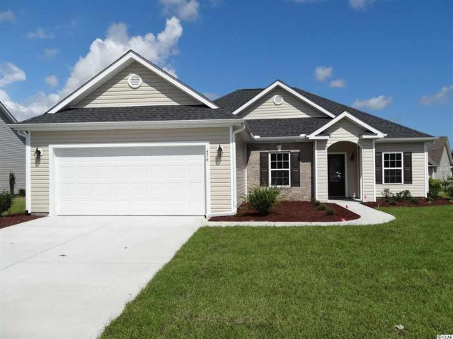 476 Hillsborough Dr., Conway, SC 29526 (MLS #1900498) :: James W. Smith Real Estate Co.