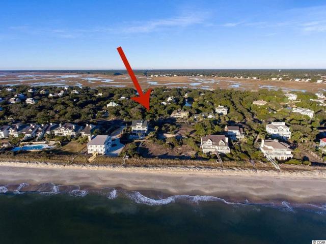 Lot 4 Debordieu Blvd., Georgetown, SC 29440 (MLS #1900515) :: SC Beach Real Estate