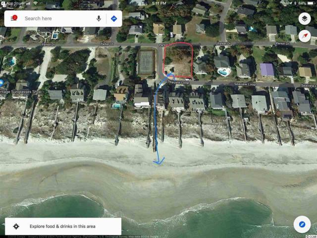 710 Parker Dr., Pawleys Island, SC 29585 (MLS #1900516) :: The Litchfield Company