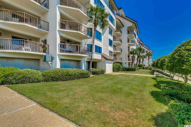 1398 Basin Dr. #105, Garden City Beach, SC 29576 (MLS #1900519) :: The Lachicotte Company
