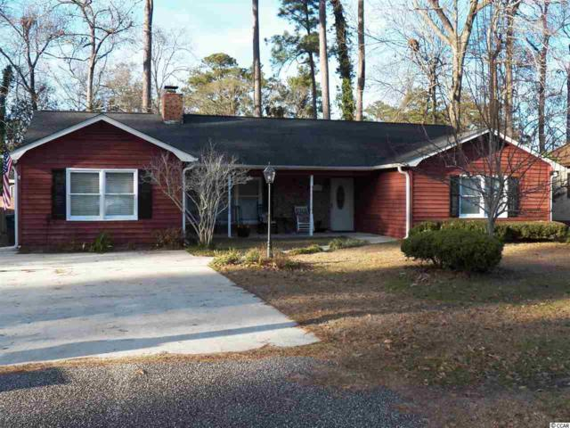 2404 Causey Dr., North Myrtle Beach, SC 29582 (MLS #1900521) :: James W. Smith Real Estate Co.