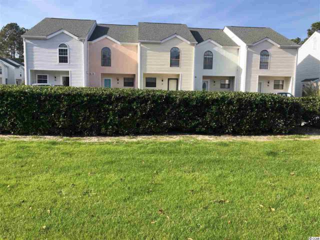 6703 Jefferson Pl. G 5, Myrtle Beach, SC 29577 (MLS #1900532) :: James W. Smith Real Estate Co.