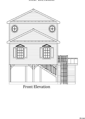 4418 Grande Harbour Blvd., Little River, SC 29566 (MLS #1900570) :: The Hoffman Group