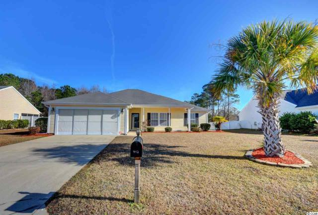 412 Irees Way, Longs, SC 29568 (MLS #1900579) :: Right Find Homes