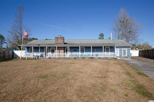 4 Plantation Rd., Myrtle Beach, SC 29588 (MLS #1900590) :: The Litchfield Company