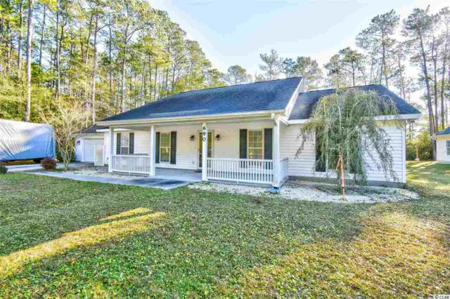 690 Kings River Rd., Pawleys Island, SC 29585 (MLS #1900644) :: Right Find Homes