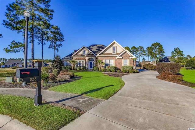 828 Oxbow Dr., Myrtle Beach, SC 29579 (MLS #1900663) :: Right Find Homes