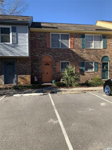 830 44th Ave. N P2, Myrtle Beach, SC 29577 (MLS #1900671) :: James W. Smith Real Estate Co.