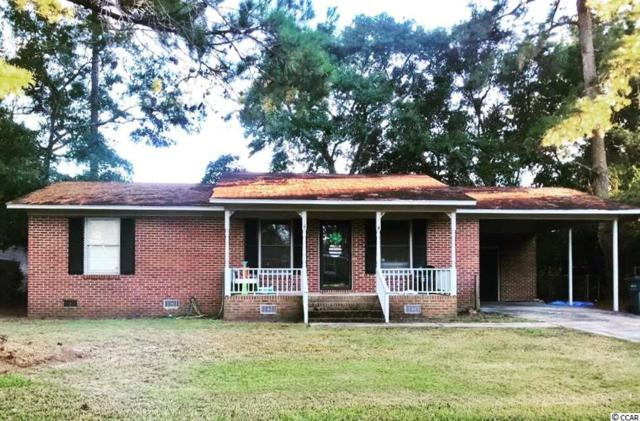 604 Lincoln Ln., Conway, SC 29526 (MLS #1900726) :: James W. Smith Real Estate Co.