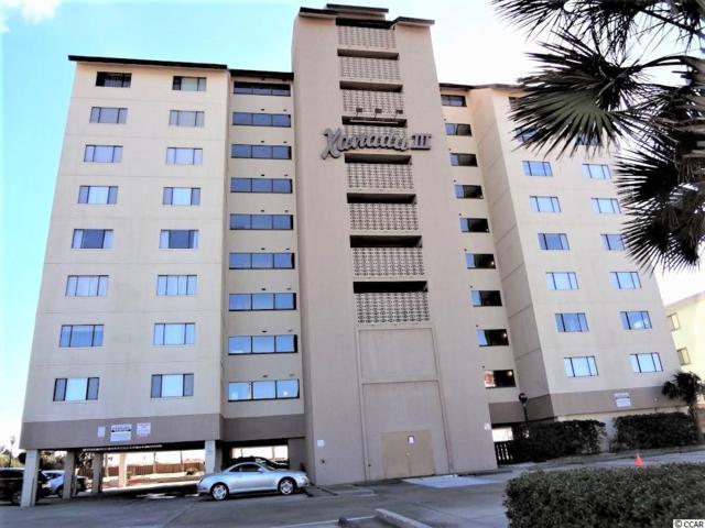 707 S Ocean Blvd. #302, North Myrtle Beach, SC 29582 (MLS #1900734) :: James W. Smith Real Estate Co.