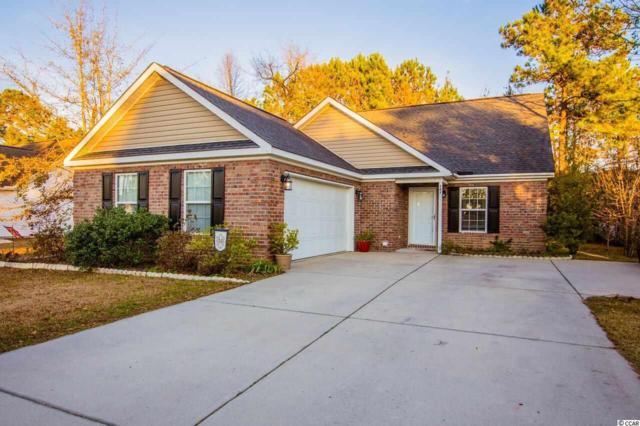 167 Whispering Oaks Dr., Longs, SC 29568 (MLS #1900736) :: James W. Smith Real Estate Co.