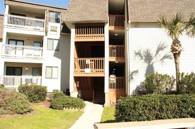 5601 N Ocean Blvd. D-114, Myrtle Beach, SC 29577 (MLS #1900739) :: The Lachicotte Company