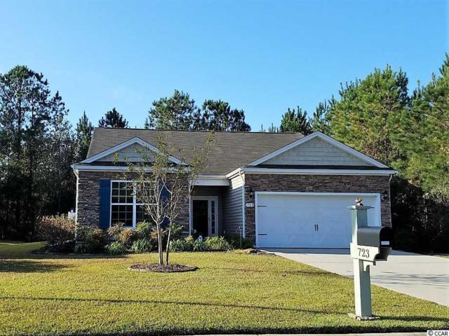723 Callant Dr., Little River, SC 29566 (MLS #1900741) :: James W. Smith Real Estate Co.