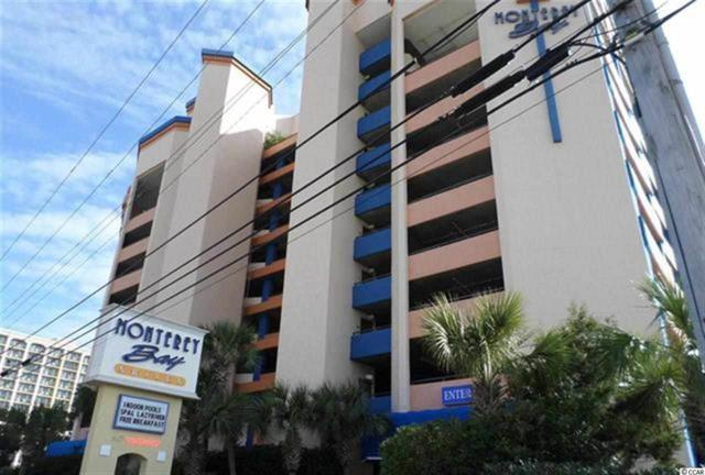 6804 N Ocean Blvd. N #1031, Myrtle Beach, SC 29572 (MLS #1900768) :: The Litchfield Company