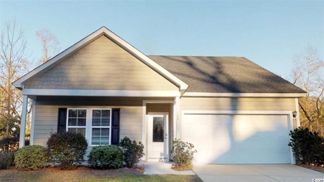 109 Kenzgar Dr., Myrtle Beach, SC 29588 (MLS #1900797) :: The Litchfield Company