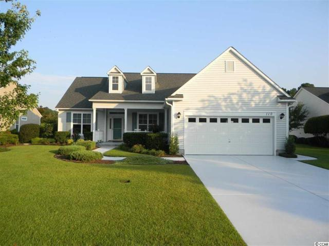 110 Hartley Pl., Pawleys Island, SC 29585 (MLS #1900815) :: Right Find Homes