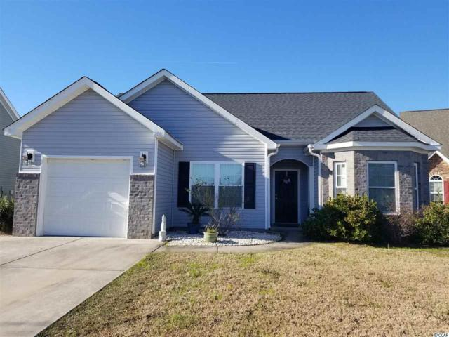 286 Seagrass Loop, Myrtle Beach, SC 29588 (MLS #1900865) :: James W. Smith Real Estate Co.
