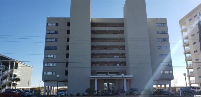 5806 N Ocean Blvd. #403, North Myrtle Beach, SC 29582 (MLS #1900894) :: The Hoffman Group
