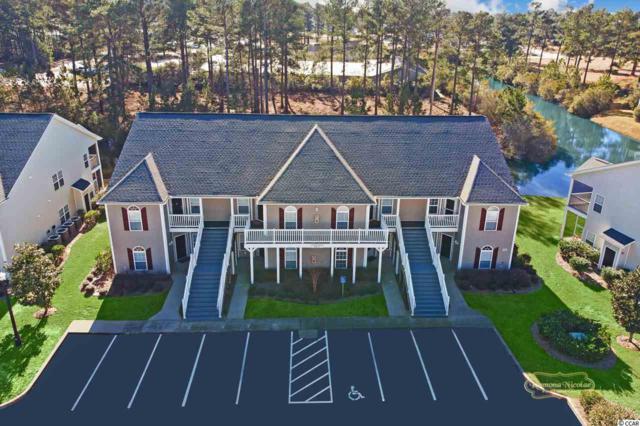 109 Ashley Park Dr. H, Myrtle Beach, SC 29579 (MLS #1900898) :: Garden City Realty, Inc.