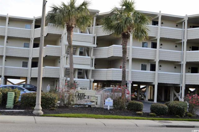 4315 S Ocean Blvd. #240, North Myrtle Beach, SC 29582 (MLS #1900923) :: James W. Smith Real Estate Co.