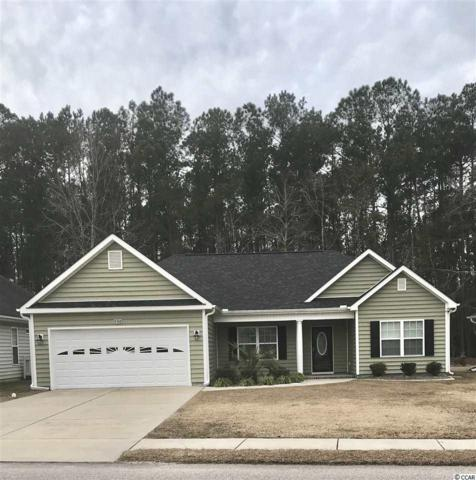 815 Helms Way, Conway, SC 29526 (MLS #1900925) :: The Greg Sisson Team with RE/MAX First Choice