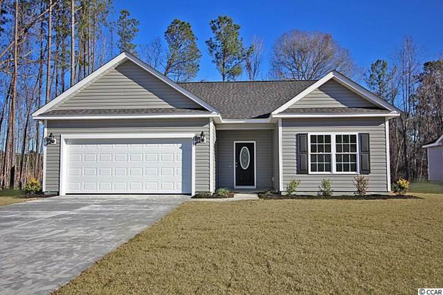 1308 Ruddy Ct., Conway, SC 29527 (MLS #1900937) :: James W. Smith Real Estate Co.