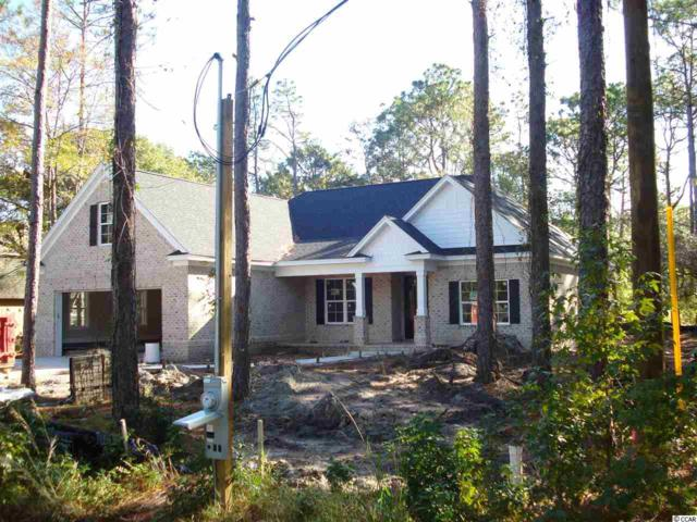 307 Old Ashley Loop, Pawleys Island, SC 29585 (MLS #1900940) :: James W. Smith Real Estate Co.