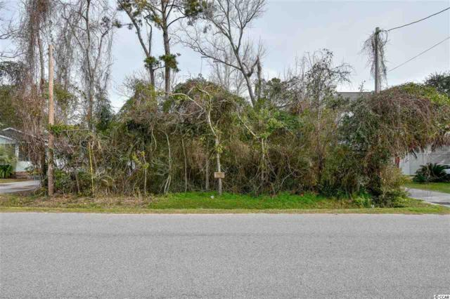 Lot 4 N 1st Ave. N, Surfside Beach, SC 29575 (MLS #1900974) :: The Trembley Group