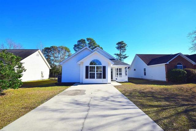 1609 Broken Anchor Way, Surfside Beach, SC 29575 (MLS #1900993) :: The Hoffman Group