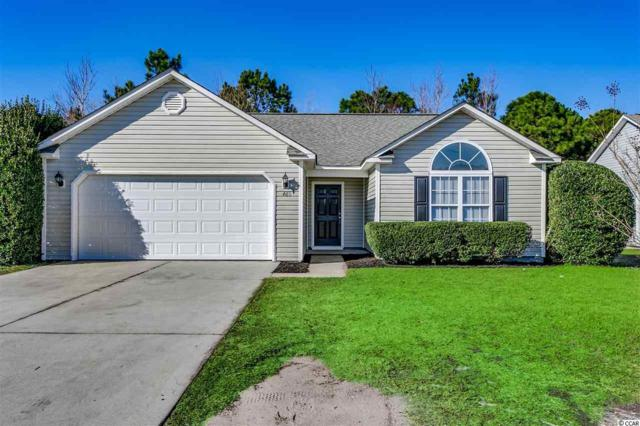 460 West Perry Rd., Myrtle Beach, SC 29579 (MLS #1901033) :: The Hoffman Group