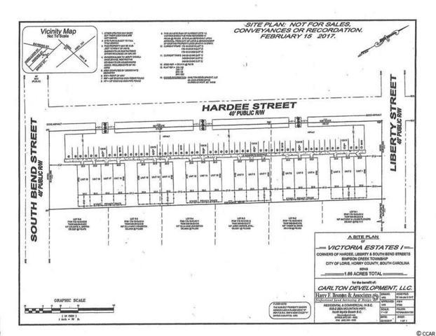 TBD Hardee Ave., Loris, SC 29569 (MLS #1901070) :: The Hoffman Group