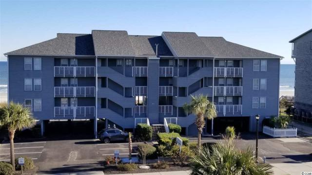 817 Ocean Blvd. S #305, Surfside Beach, SC 29575 (MLS #1901074) :: James W. Smith Real Estate Co.