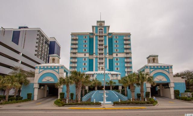 2709 S Ocean Blvd. #401, Myrtle Beach, SC 29577 (MLS #1901094) :: Jerry Pinkas Real Estate Experts, Inc