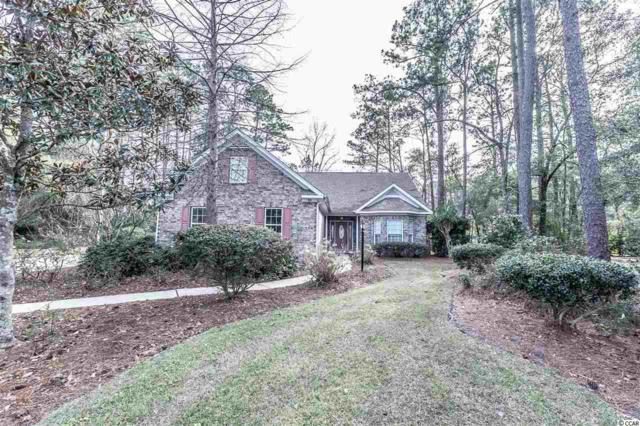 90 Carnoustie Ct., Pawleys Island, SC 29585 (MLS #1901096) :: Right Find Homes