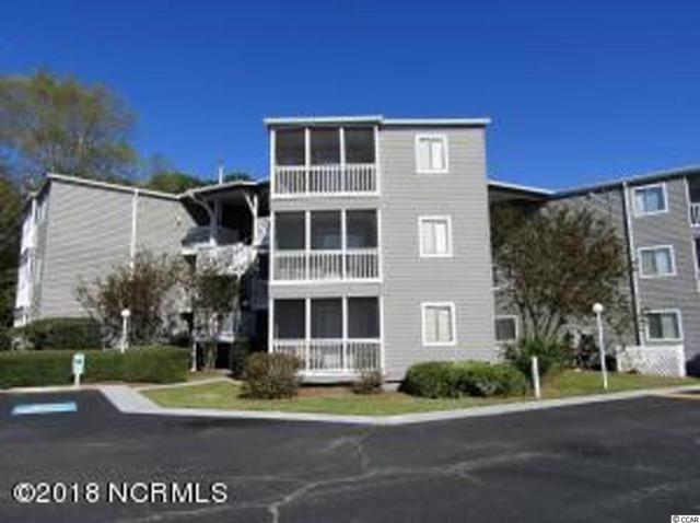 10168 SW Beach Dr. #203, Calabash, NC 28467 (MLS #1901114) :: James W. Smith Real Estate Co.