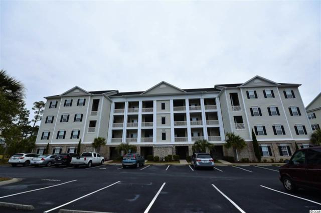 703 Shearwater Ct. #202, Murrells Inlet, SC 29576 (MLS #1901134) :: The Hoffman Group