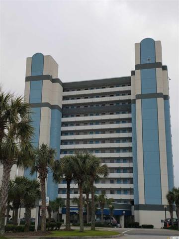 2300 N Ocean Blvd. #132, Myrtle Beach, SC 29577 (MLS #1901147) :: The Litchfield Company