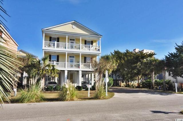 120 Crab Dr., Garden City Beach, SC 29576 (MLS #1901148) :: SC Beach Real Estate
