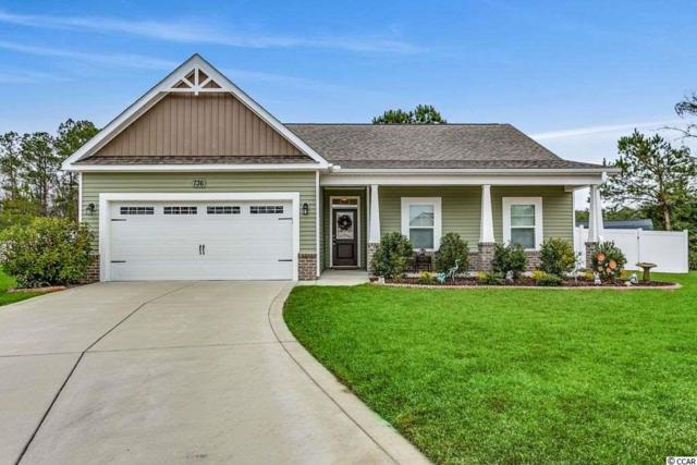 736 Londonberry Ct., Conway, SC 29526 (MLS #1901159) :: The Greg Sisson Team with RE/MAX First Choice