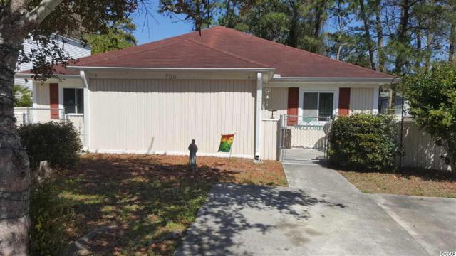 700 23rd Ave. S, North Myrtle Beach, SC 29582 (MLS #1901176) :: The Greg Sisson Team with RE/MAX First Choice